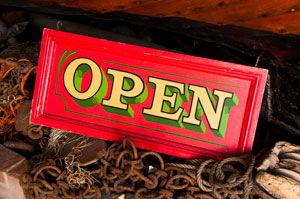 open - blog